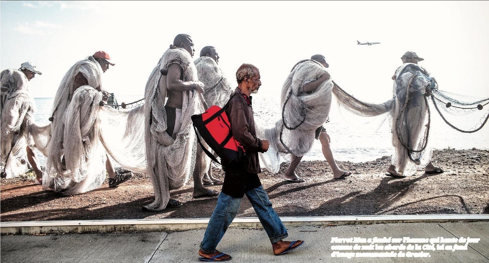 Le Grand Chemin à voir et à ne pas manquer jusqu'au 23 juin au Banyan de la Cité des Arts