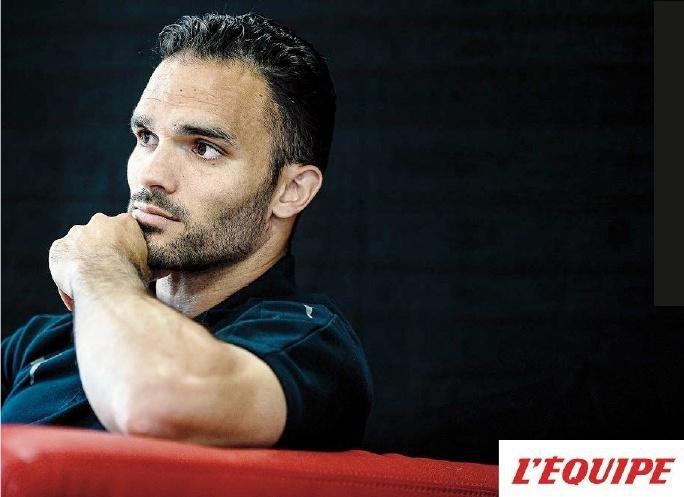 Extrait de l'interview réalisée par Hugues Sionis / L'Équipe