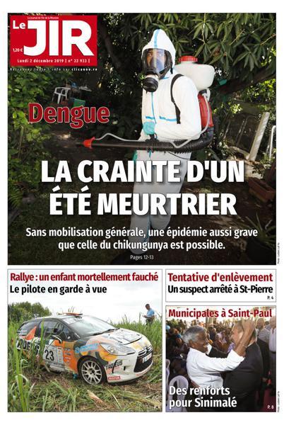 Edition du 2 Déc. 2019