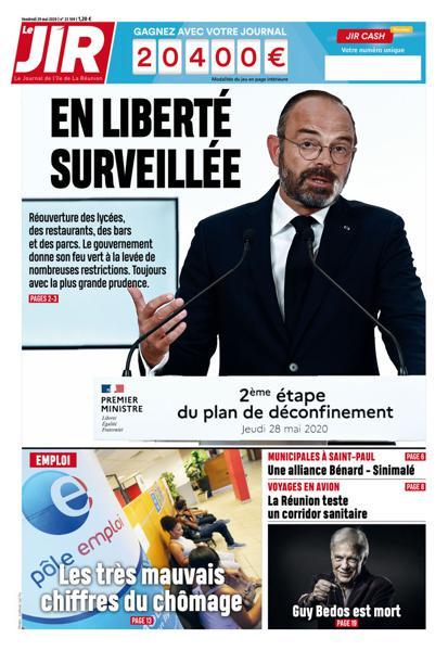 Edition du 29 Mai 2020