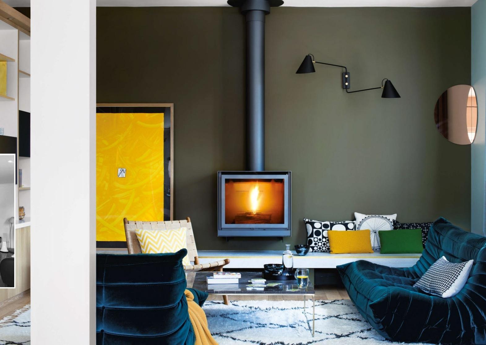 L'architecte Carole Dugelay signe une rénovation élégante et harmonieuse dans la maison d'un jeune couple à La Varenne Saint-Hilaire.,PAR STÉPHANIE BOITEUX-GALLARD – PHOTOS PATRICK SORDOILLET