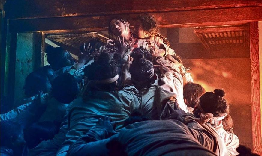 ROMAIN NIGITA « Kingdom », saison 1. À partir de vendredi sur Netflix.