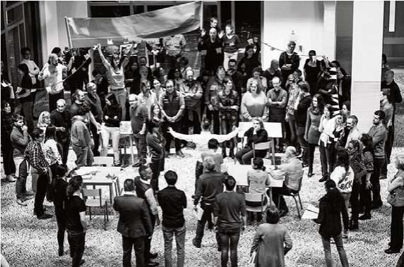 ALEXIS CAMPION « Les Troyens », mise en scène Dmitri Tcherniakov, du 22 janvier au 12 février. Retransmission le 31 janvier sur Arte. operadeparis.fr