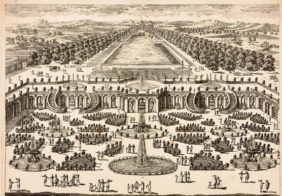 « Versailles – Architectures rêvées, 1660-1815 », du 3 mai au 3 août 2019, galerie de Pierre haute, aile du nord, château de Versailles (78).