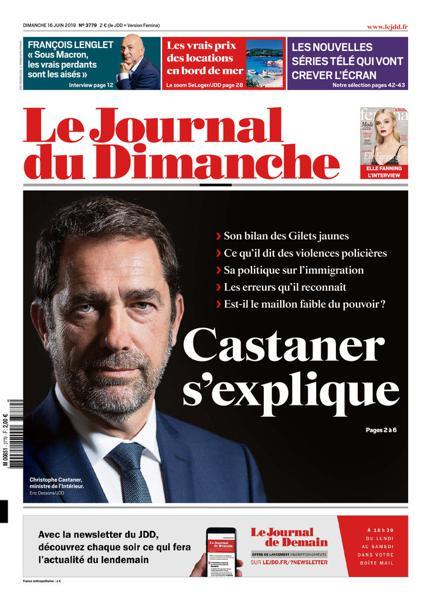Edition du 16 Juin 2019