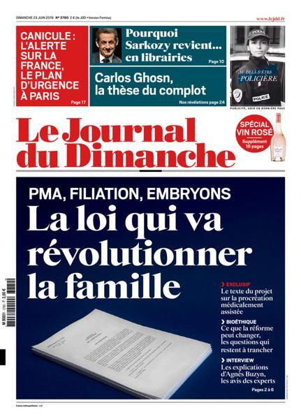 Edition du 23 Juin 2019
