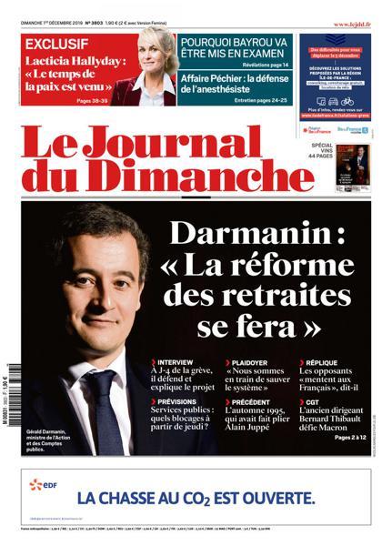 Edition du 1 Déc. 2019