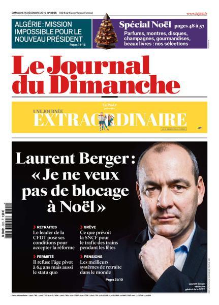 Edition du 15 Déc. 2019