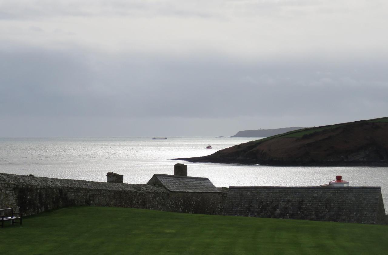 Pauline Conradsson, notre envoyée spéciale à Cobh (Irlande)