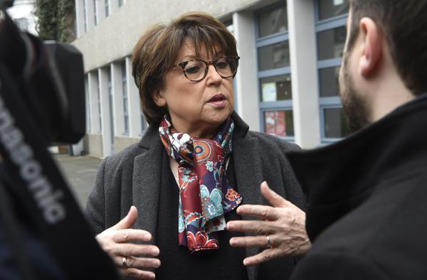 Municipales à Lille : Martine Aubry devra affronter ses ex-alliés écolos