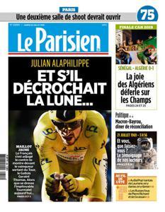 Le Parisien Paris (75) Edition du 20 Juill. 2019 | SFR
