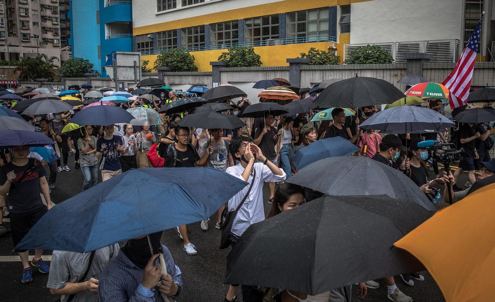 De Notre Correspondantcamille Delaume,À Hongkong