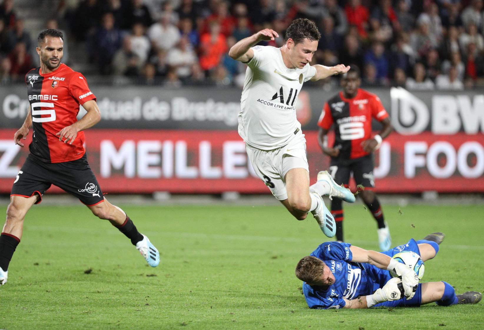 Dominique Sévéracà Rennes