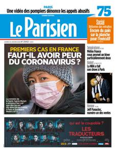 Le Parisien Paris (75) Edition du 25 Janv. 2020 | SFR Presse