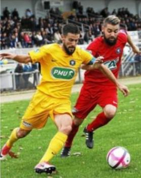Arbitre : M.Guéguen.,Spectateurs : 380.,BUTS. Saint-Brieuc : Douniama (19', 66'), Boudin (26'), Bloudeau (32'), Le Douaron (51'), Z. Allée (74').