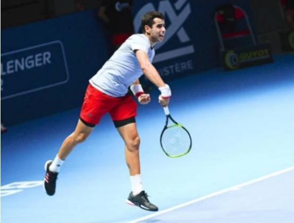 P-Y. H.,* Elimination au deuxième tour à l'Open de Brest (9 points); Quarts (20); Demies (40); Finaliste (65); Vainqueur (110)