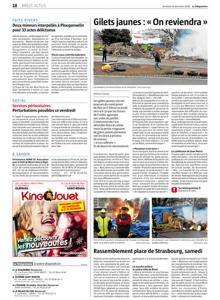 Edition Du Presse 14 Déc2018Sfr Le Télégramme OkPXTiZu