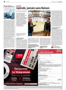 3e2dedfa37 Le Télégramme Edition du 16 Mai 2019 | SFR Presse