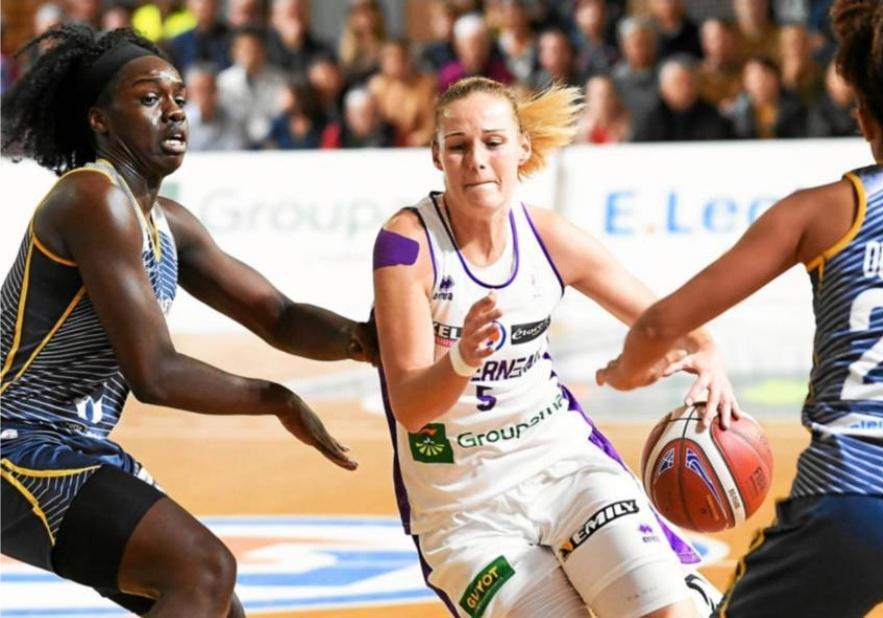 Ligue féminine : LBB - Charnay bourgogne, ce samedi (20 h)