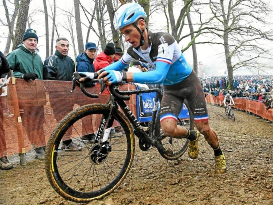 Philippe Priser,Cyclo-cross de Lanarvily, dimanche (15 h 30)