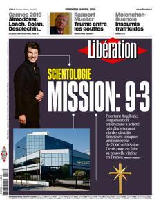 Edition du 19 Avr. 2019