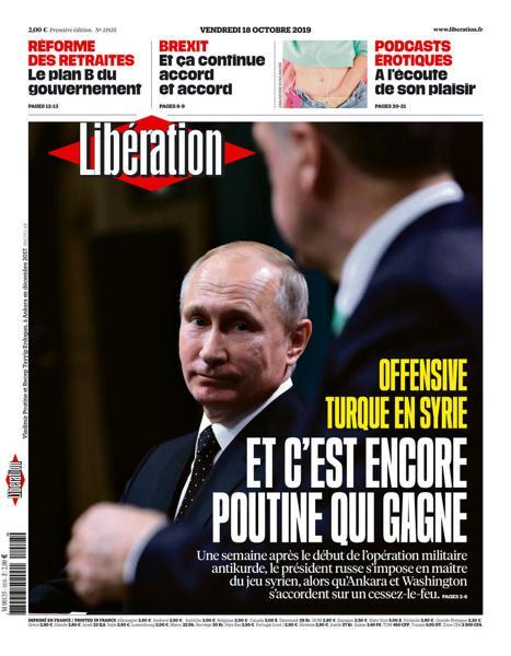 Edition du 18 Oct. 2019