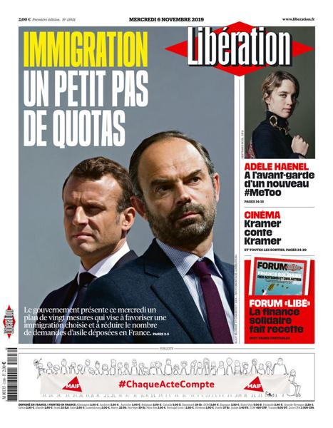 Edition du 6 Nov. 2019