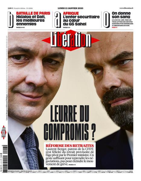 Edition du 13 Janv. 2020