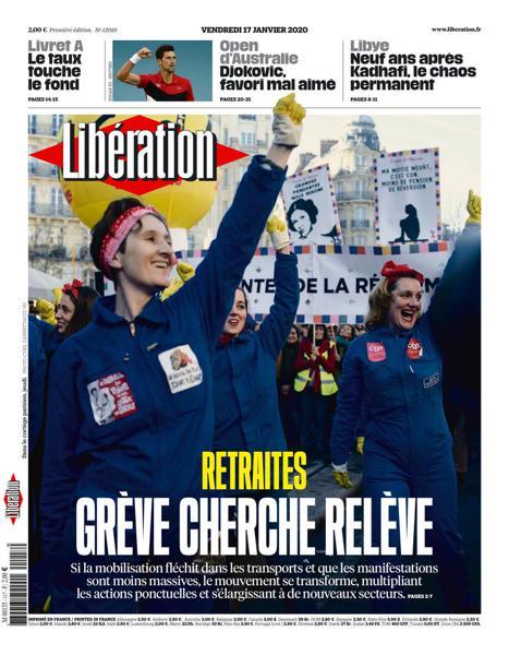 Edition du 17 Janv. 2020