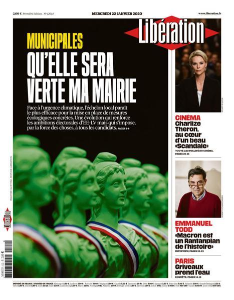 Edition du 22 Janv. 2020