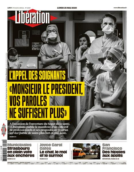 Edition du 25 Mai 2020