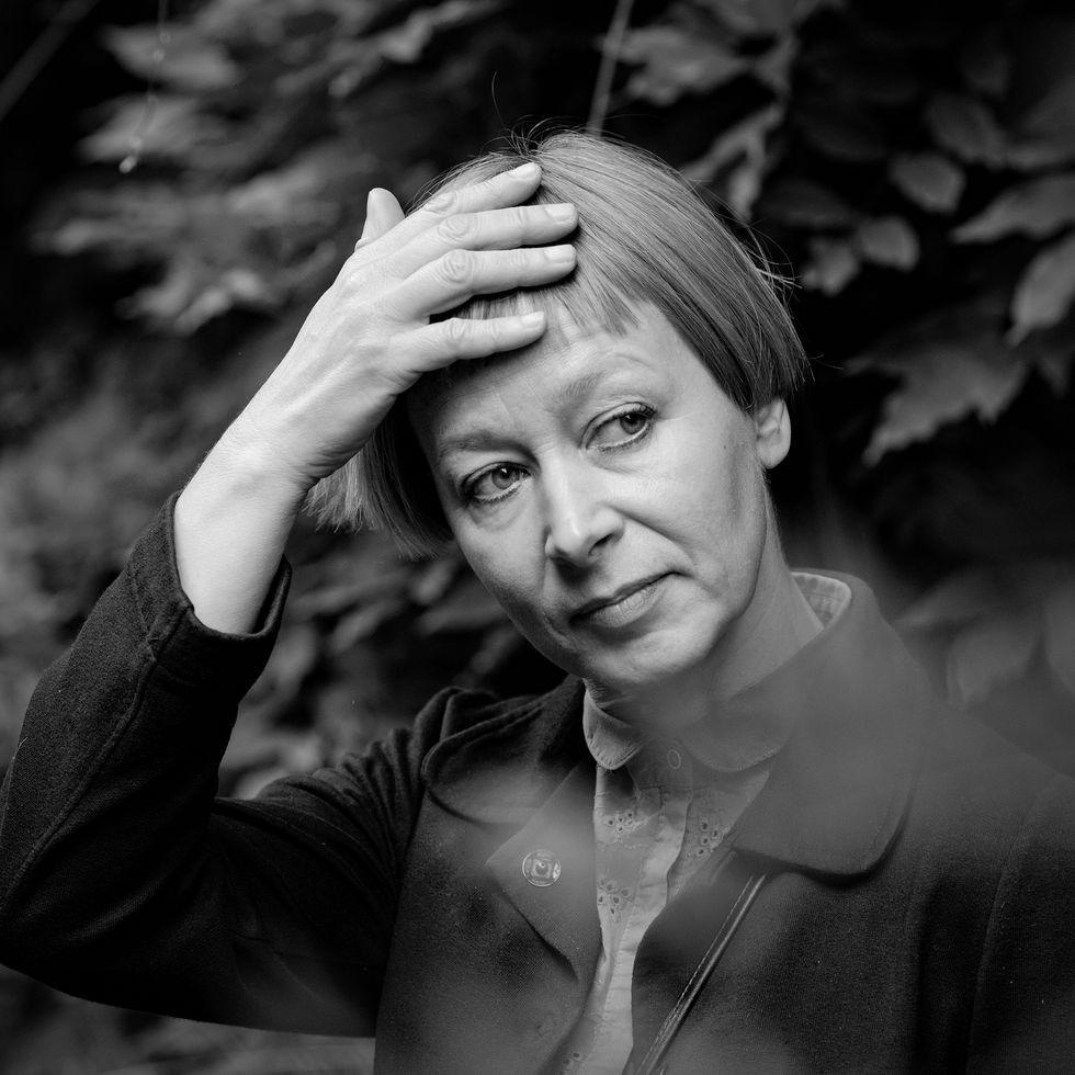 Ève Beauvallet (Photo Camille McOuat pour Libération)