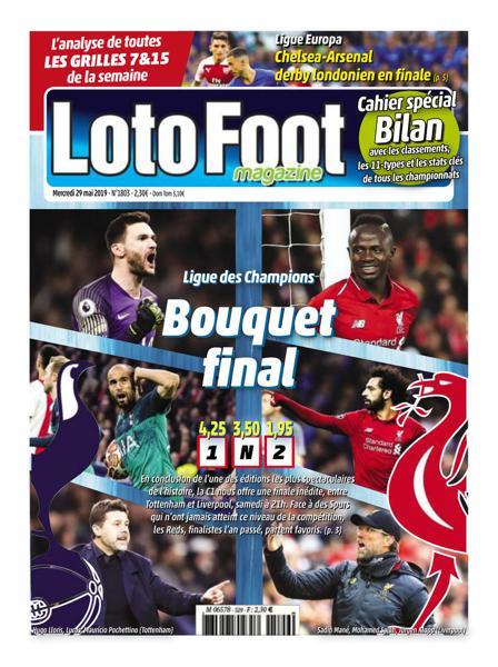 Edition du 29 Mai 2019