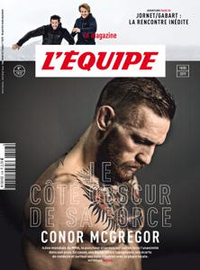 Le magazine l'Équipe