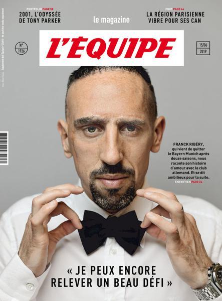 Edition du 14 Juin 2019