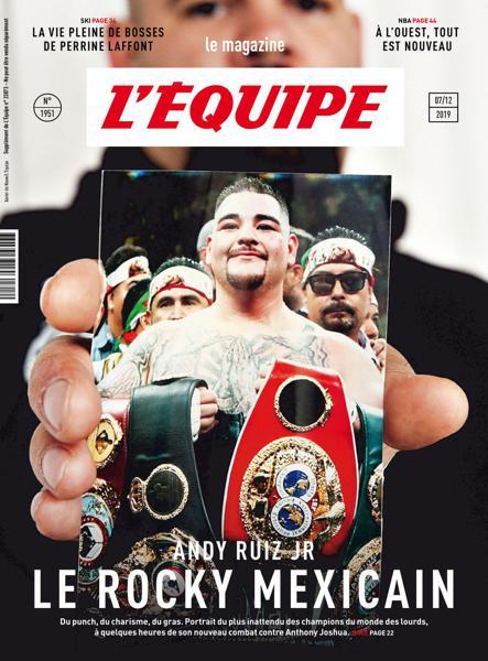 Edition du 6 Déc. 2019