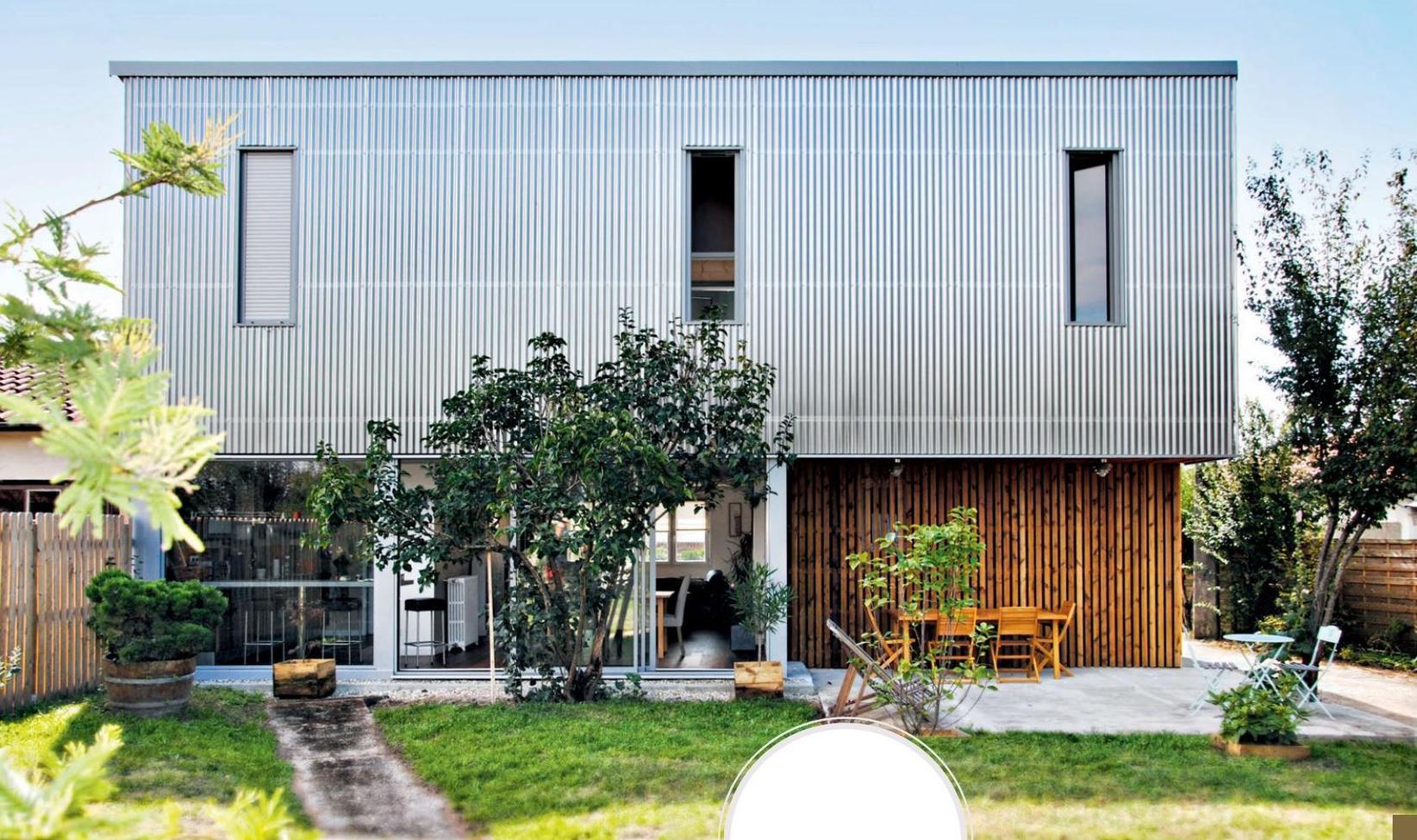 Architecte : Sylvain Guillaume pour l'agence Cornet Guillaume Renouf -cornetguillaume.fr Photos : Cornet Guillaume Renouf.
