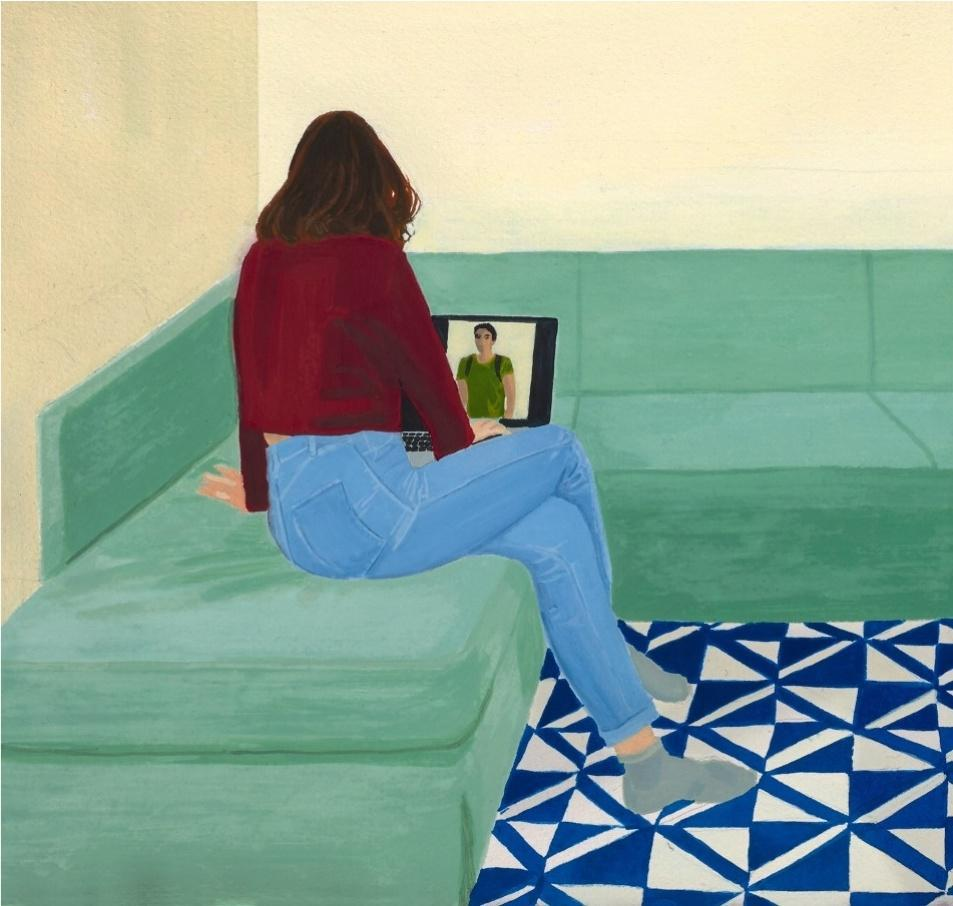 Propos recueillis par Véronique Houguet — Illustrations Clara Rubin