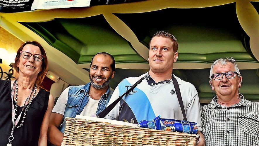 Gil LORFEVRE e et René Diez