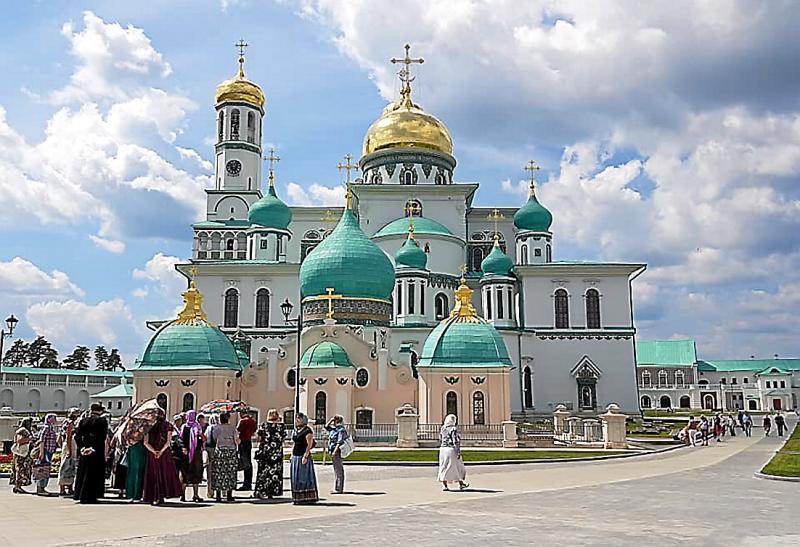 D'Istra (Russie) Davy         Gounel