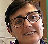 Geneviève   ,  Nguyen   , Présidente des Restos du cœur  de l'Hérault