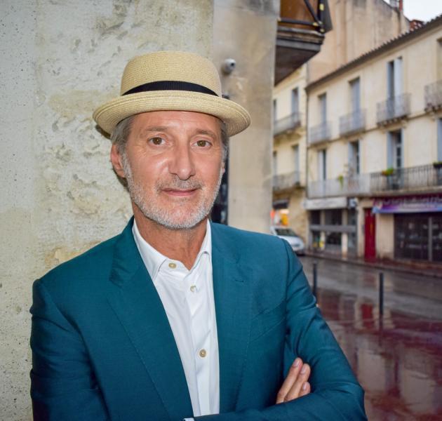 Propos recueillis par   Manuel Cudel  , mcudel@midilibre.com