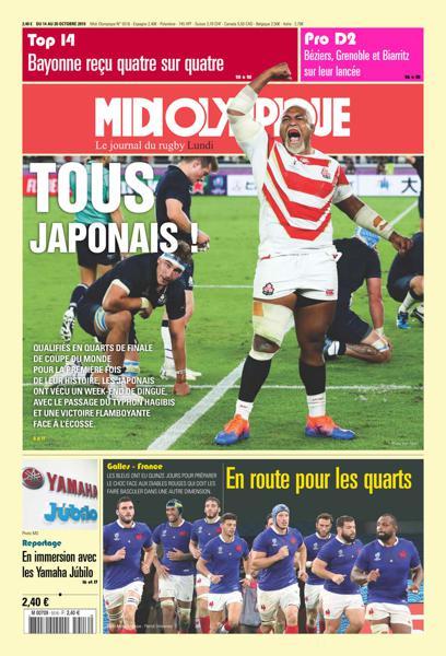 Edition du 14 Oct. 2019