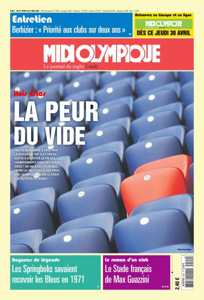 Edition du 27 Avr. 2020