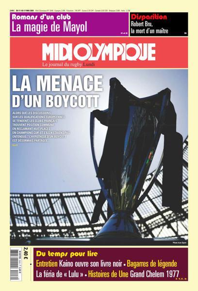 Edition du 11 Mai 2020