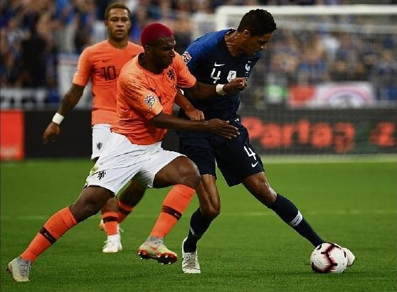 ✔ La défense possible,Pavard - Varane - Kimpembe - Digne