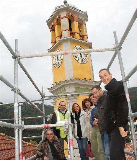 Les partenaires de la Fondation du patrimoine ont partagé avec les Trinitaires l'apéritif offert par la municipalité pour l'occasion.,MÉLANIE NIEL