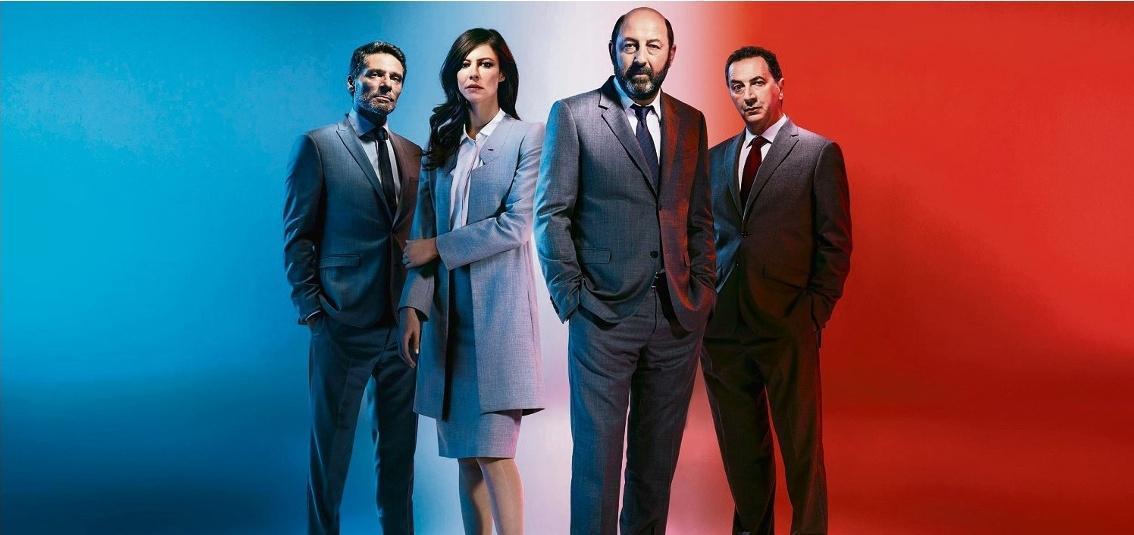 MATHIEU FAURE,Baron Noir, 3 saisons, disponible sur My Canal.