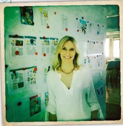 Anaïs Jouvancy,Directrice de la rédaction