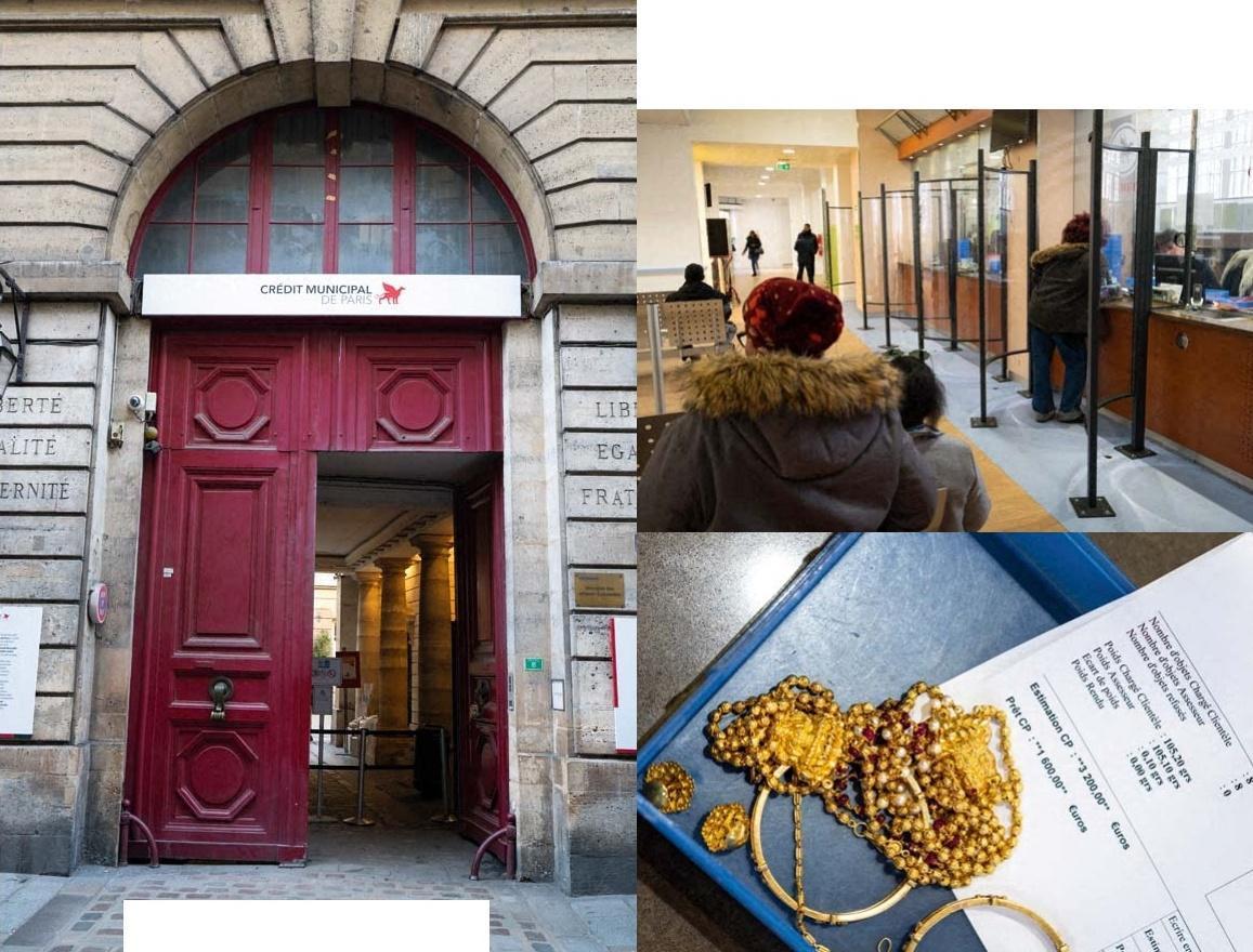 Par Anne-Laure Le Gall – Photos Philippe Petit,Anne-Laure Le Gall@lorlegall,creditmunicipal.fr.